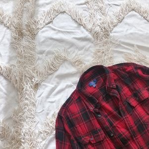 GEORGE Iconic Red Flannel 💕💕